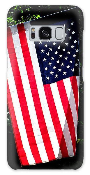 Star Spangled Banner Galaxy Case