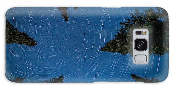 Swirling Stars Over The Spruces Galaxy Case