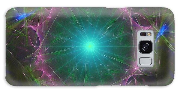 Star System 7 Galaxy Case by Ursula Freer