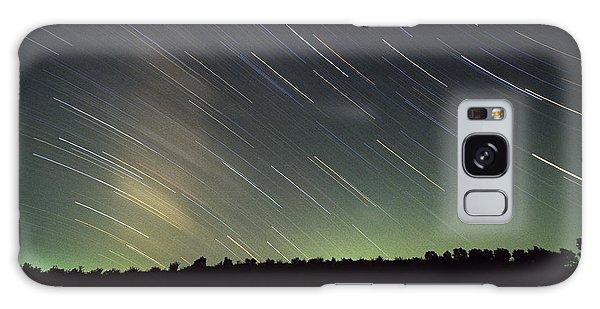 Star Trails Galaxy Case