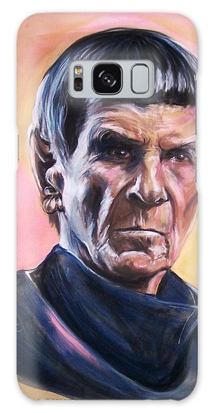 Star Trek Old Spock  Galaxy Case