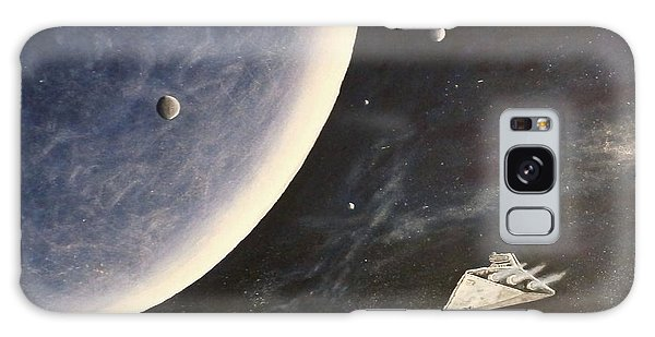 Star Wars Mural Galaxy Case by Dan Wagner