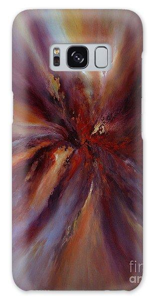 Starburst Galaxy Case by Valerie Travers