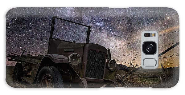 Stardust And  Rust Galaxy Case by Aaron J Groen