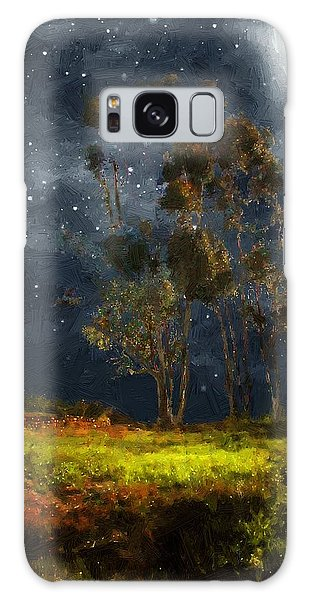Starfield Galaxy Case