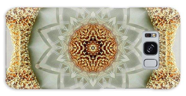Starfish Crystal Mandala Galaxy Case