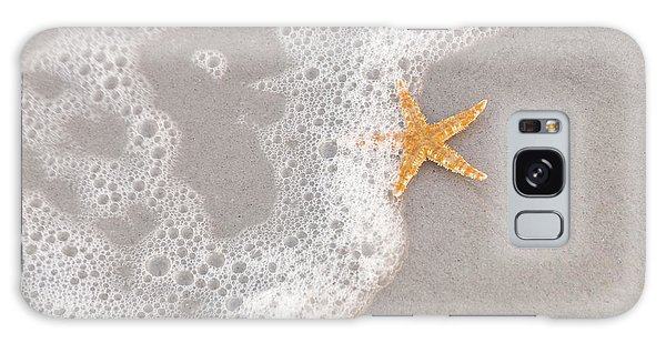 Starfish In The Surf Galaxy Case