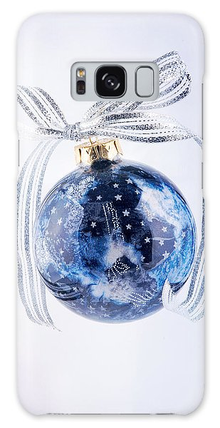 Christmas Ornament With Stars Galaxy Case
