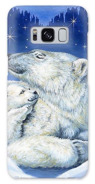 Starry Night Bears Galaxy Case