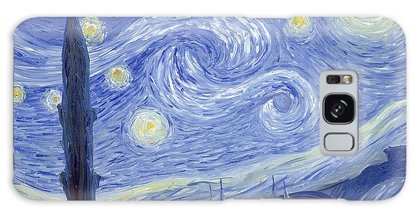 Starry Night In Istanbul Galaxy Case
