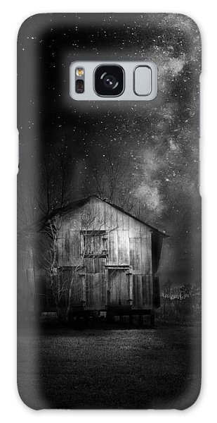 Fence Post Galaxy Case - Starry Night by Marvin Spates