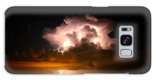 Starry Thundercloud Galaxy Case