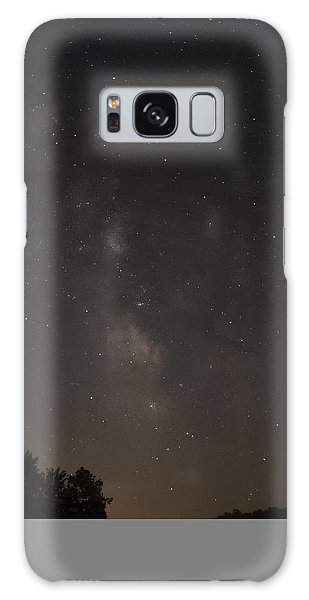 Stars On Lake Logan Galaxy Case