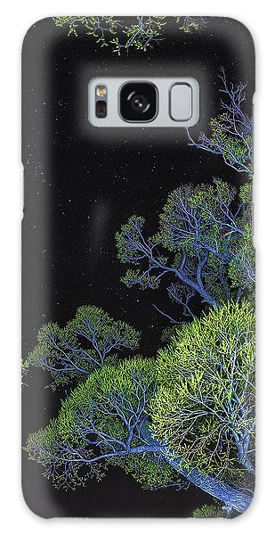 Stars Out Tonight Galaxy Case
