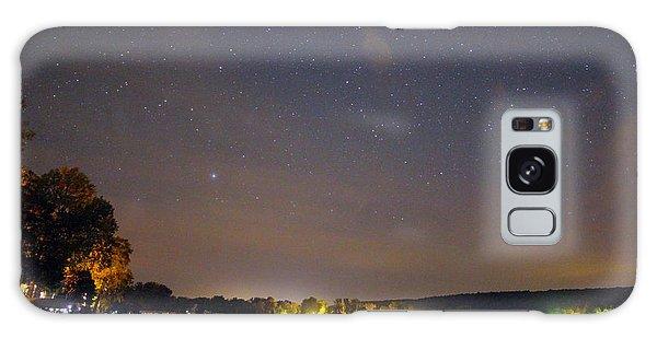 Stars Over Conesus Galaxy Case by Richard Engelbrecht