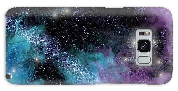 Starscape Nebula Galaxy Case
