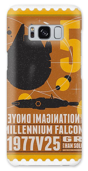 Science Fiction Galaxy Case - Starschips 05-poststamp -star Wars by Chungkong Art