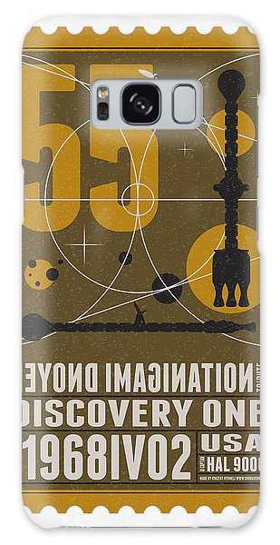 Science Fiction Galaxy Case - Starschips 55-poststamp -discovery One by Chungkong Art