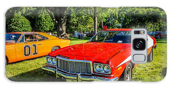 Starsky And Hutch Ford Gran Torino Galaxy Case
