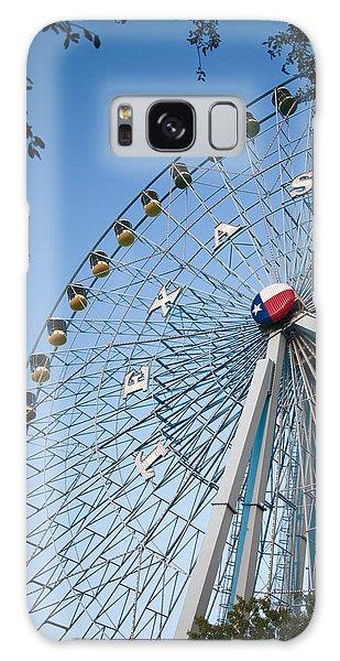 State Fair Time In Texas Galaxy Case