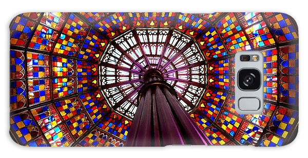 State House Dome Galaxy Case by Charlie and Norma Brock