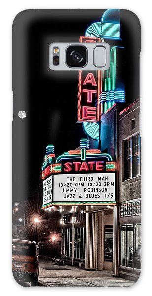 State Theater Galaxy Case by Jim Thompson
