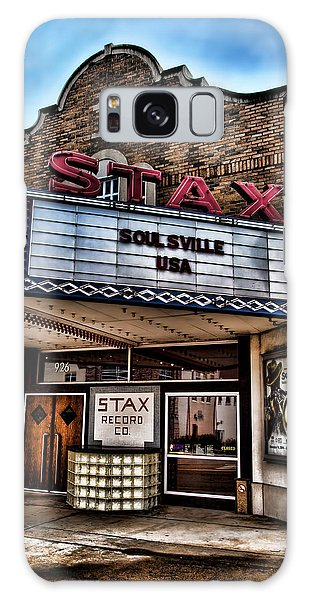 Stax Records Galaxy Case