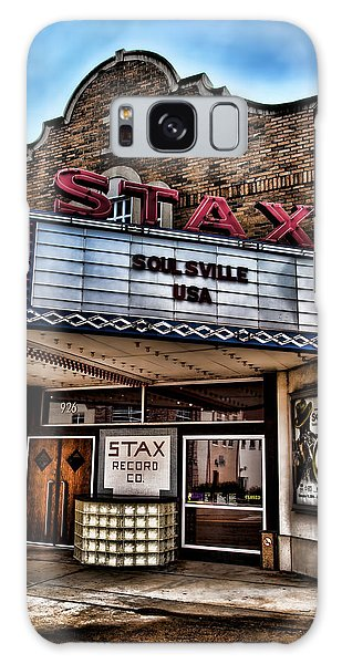 Stax Records Galaxy Case by Stephen Stookey