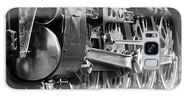 Steam Engine 3985 Galaxy Case by John Freidenberg
