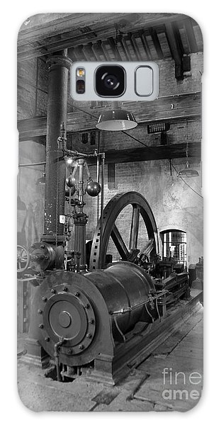 Steam Engine At Locke's Distillery Galaxy Case by RicardMN Photography