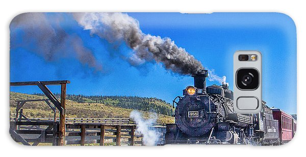 Steam Engine Relic Galaxy Case