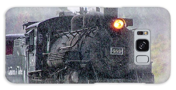 Steam Engine Galaxy Case