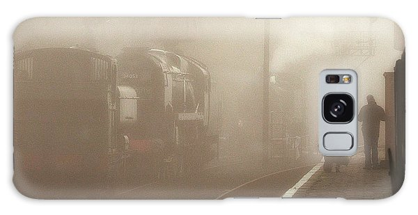 Steam Engines At Dawn Galaxy Case