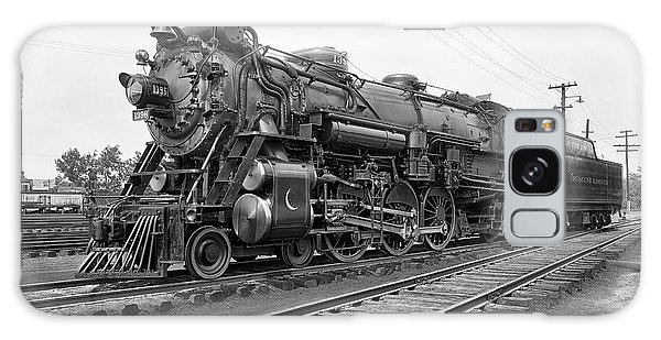 Washington D.c Galaxy Case - Steam Locomotive Crescent Limited C. 1927 by Daniel Hagerman
