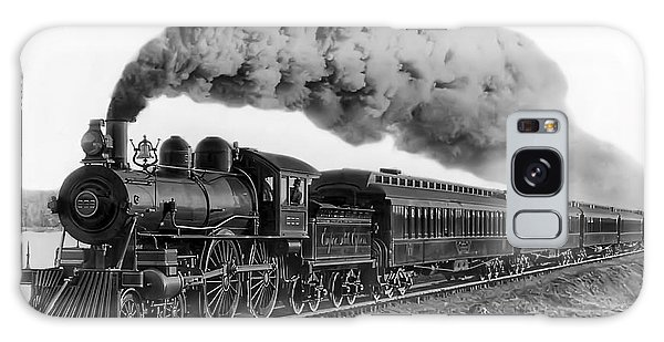 Steam Locomotive No. 999 - C. 1893 Galaxy Case