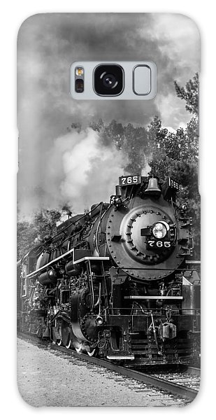 Steam On The Rails Galaxy Case