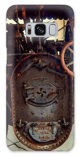 Steam Power Galaxy Case