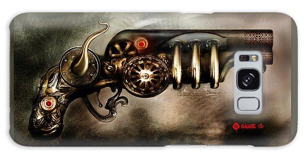 Steam Punk Pistol Mk II Galaxy Case