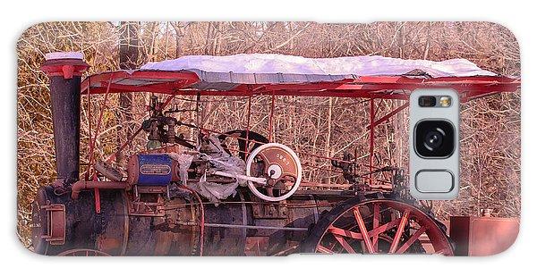 Steam Tractor Galaxy Case
