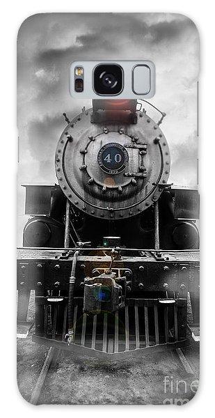 Steam Train Dream Galaxy Case