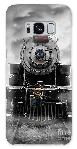 Steam Train Dream Galaxy Case