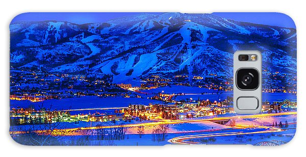 Steamboat Springs Galaxy Case