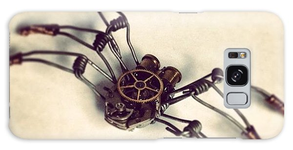 #steampunk #bugs More To Come Galaxy Case