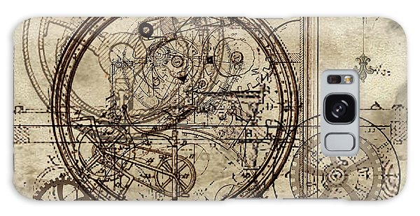 Steampunk Dream Series IIi Galaxy Case