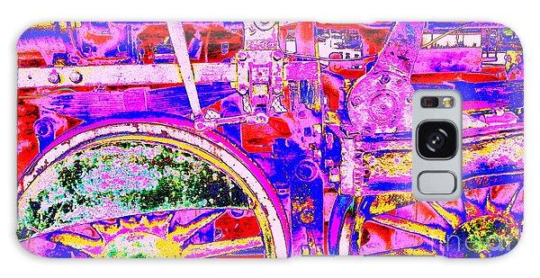 Steampunk Iron Horse #4 A Galaxy Case by Peter Gumaer Ogden