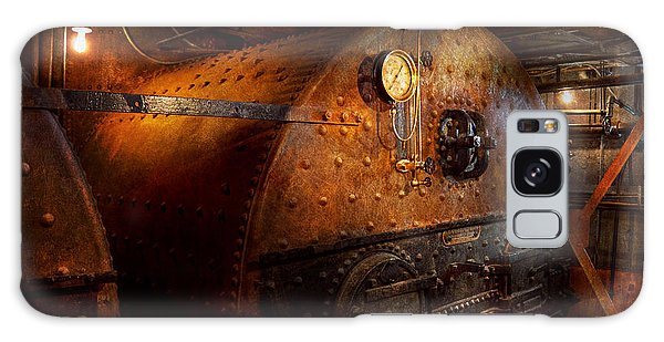 Steampunk - Plumbing - The Home Of A Stoker  Galaxy Case