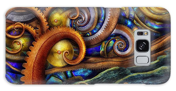 Steampunk - Starry Night Galaxy Case