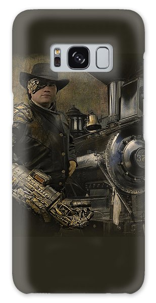 Steampunk - The Man 1 Galaxy Case