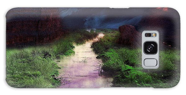 Steamy Creek Galaxy Case