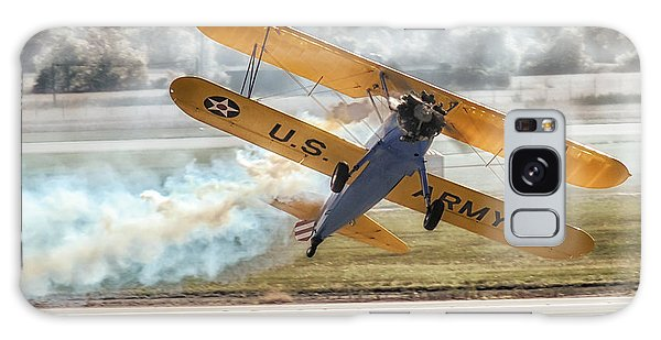 Stearman Model 75 Biplane Galaxy Case